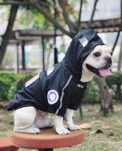 Load image into Gallery viewer, Fashion Dog Clothes Adidog French Bulldog Pupreme Shirt Dog Windbreaker Sport Retro Dog Hoodies Pet Clothes S-XXXL - petsprive.com