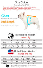 Load image into Gallery viewer, French Bulldog Clothes Dog Hoodie Adidog Warm Sport Retro Dog Hoodies Pet Clothes Puppy Dog Pugs Puppy Clothes Chihuahua - petsprive.com