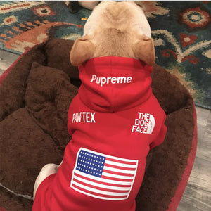 French Bulldog Clothes Dog Hoodie Adidog Warm Sport Retro Dog Hoodies Pet Clothes Puppy Dog Pugs Puppy Clothes Chihuahua - petsprive.com