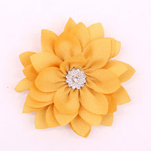 Load image into Gallery viewer, 1 Pcs Pet Product Flower With Diamond Puppy Dog Removeable Collar Charms Pet Collar Accessories Beautiful Dog Collar Charms - petsprive.com