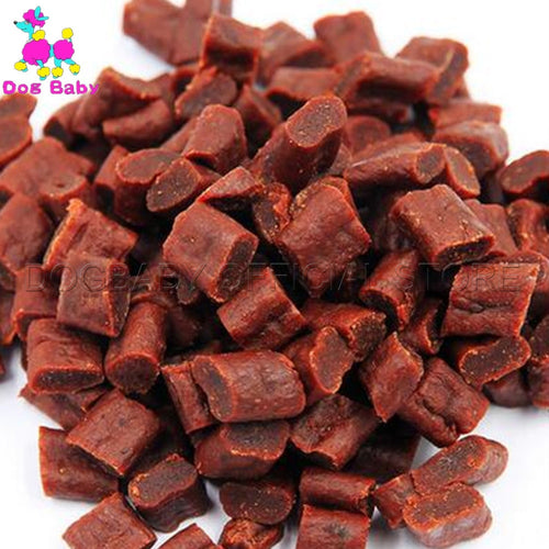 Chew Dog Food Feeders Fresh Beef Material Snacks Health Foods For Small Large Dogs Dlicious Beef Snack 200g Feeder - petsprive.com