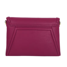 Claudette Portfolio Clutch in Grenadine