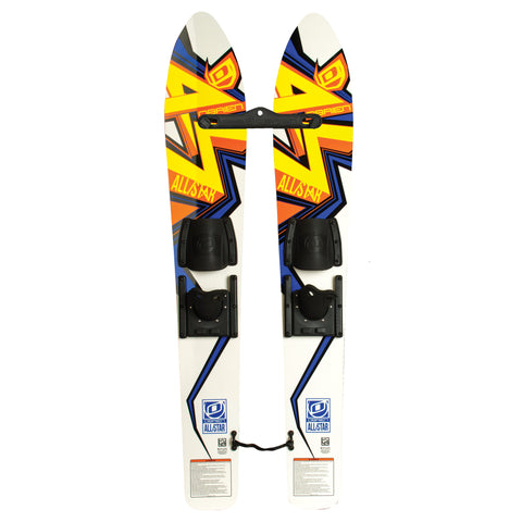 "O'Brien All Star 46"" Trainer Skis"