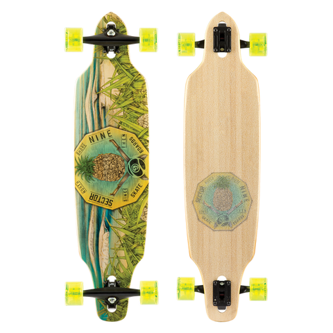Sector 9 Mini Lookout Complete Longboard