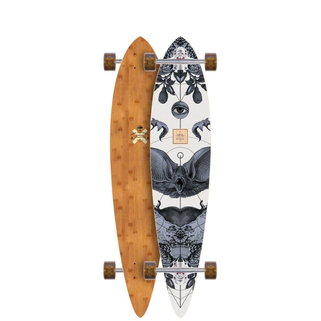Arbor Timeless Pintail Longboard