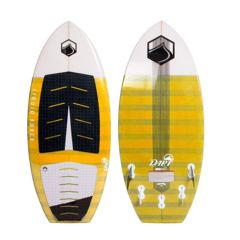 Liquid Force Dart Wakesurf (2017)