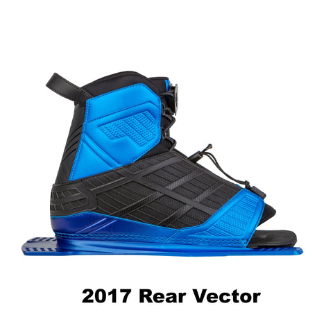 Radar Vector Water Ski Binding (Feather Frame)