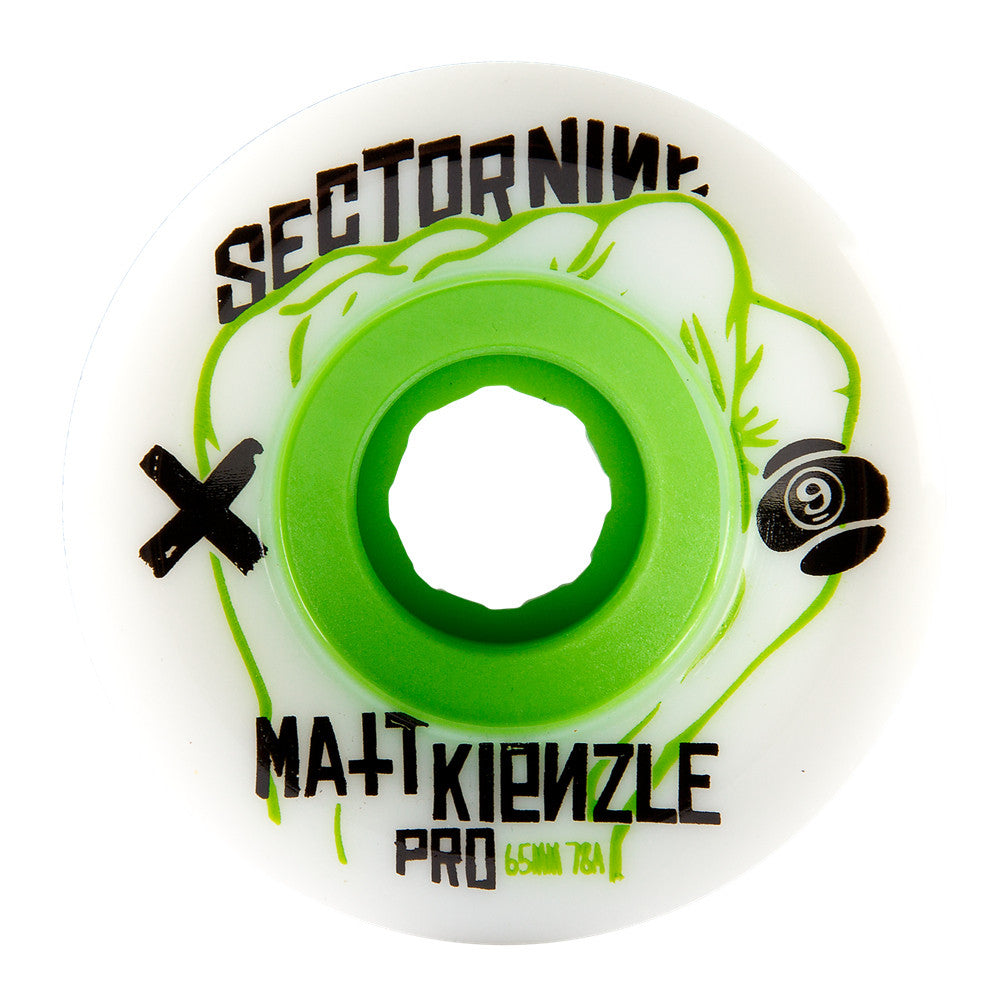 Sector 9 Matt Kienzle Pro Longboard Wheels