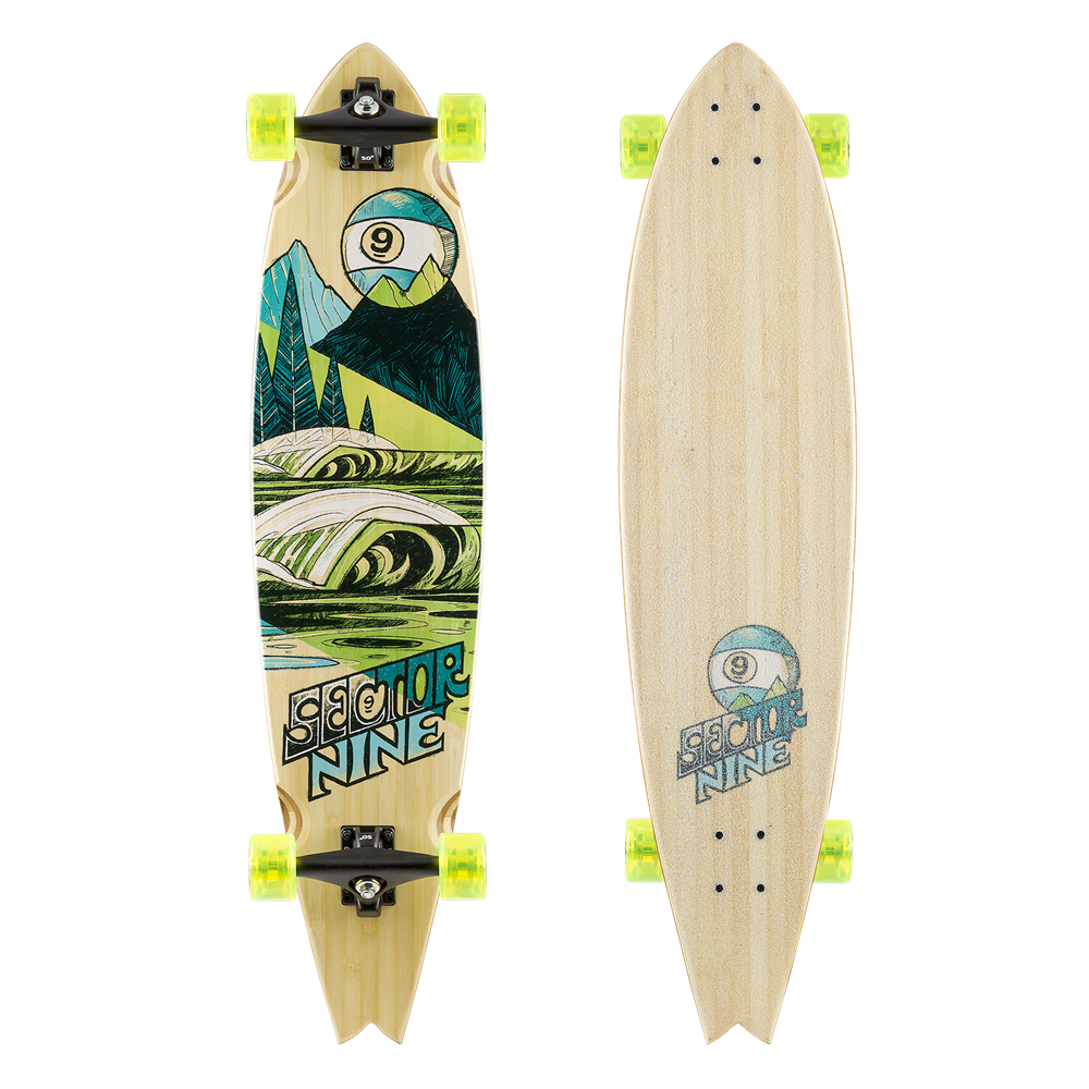 Sector 9 Offshore Complete