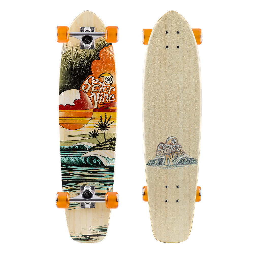 Sector 9 Strand Complete Longboard