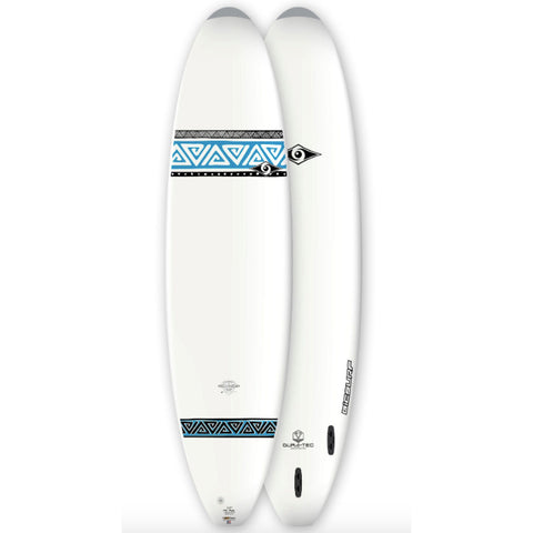 "Bic 7'3"" Mini Malibu Surfboard"