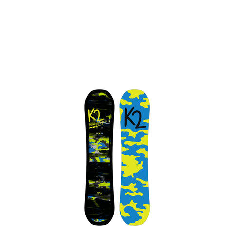 K2 Mini Turbo Youth Snowboard