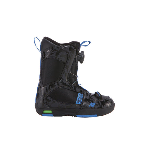 K2 Mini Turbo Kids' Snowboard Boot (2018)