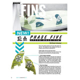 Phase 5 3D Speed Base Quad Fin Set