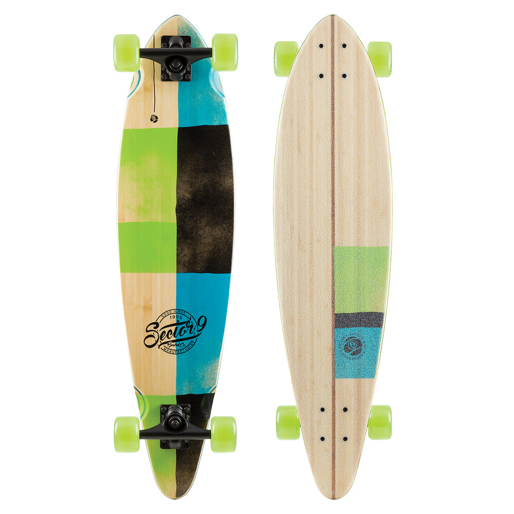 Sector 9 Bamboo Geo Switch Complete