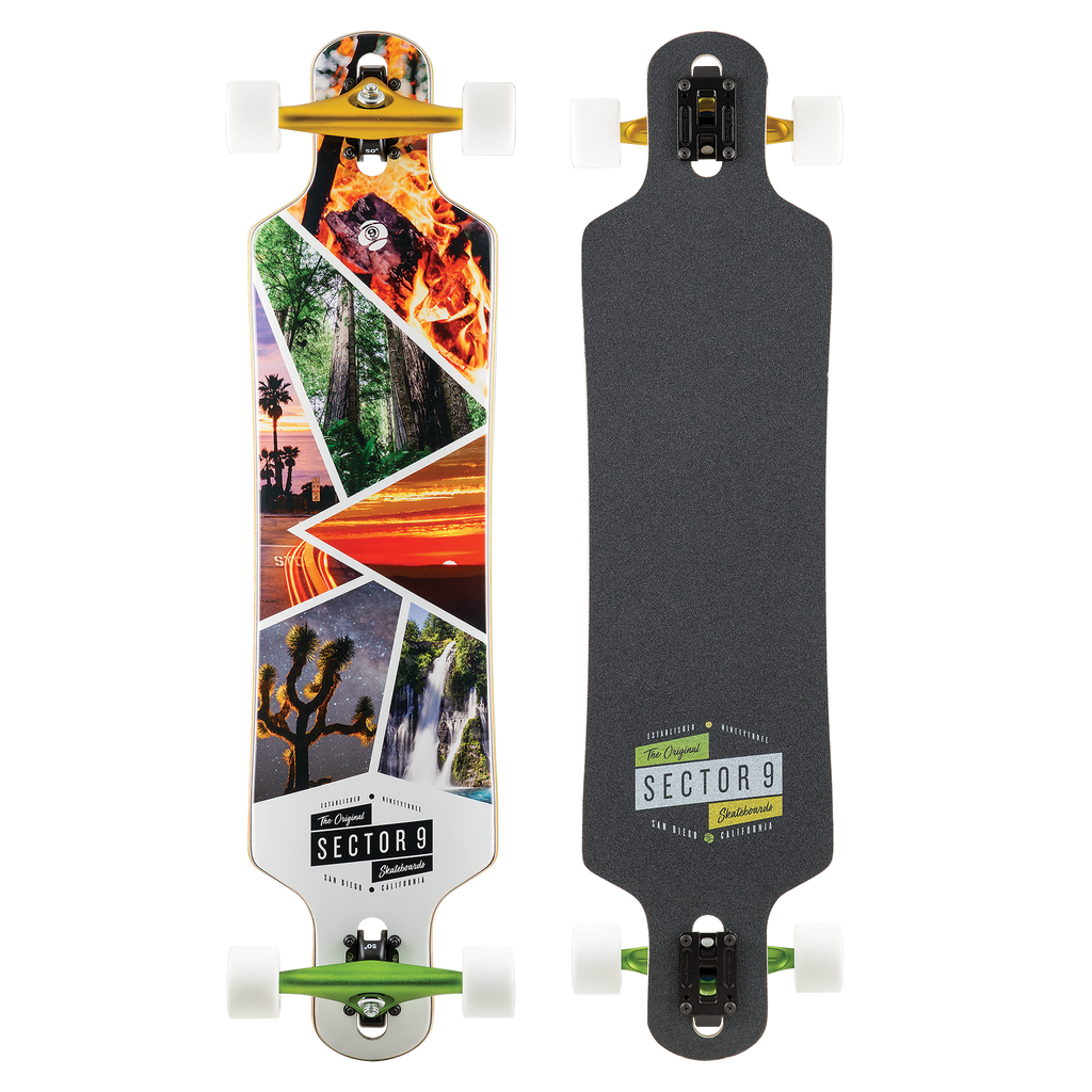 Sector 9 Timber Bintang Complete
