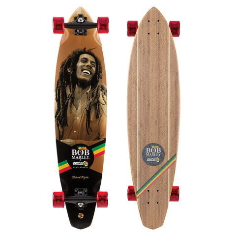 Sector 9 Bob Marley Natural Mystic Complete