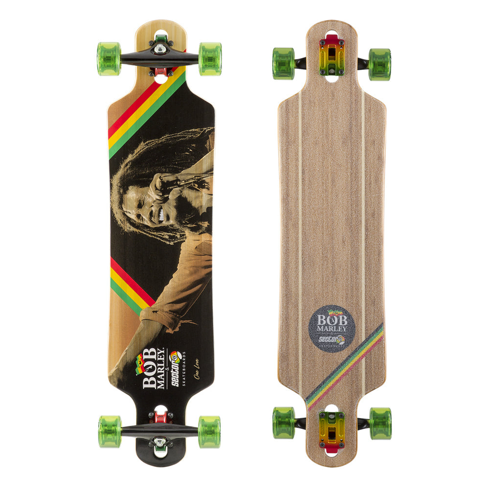 Sector 9 Bob Marley One Love Complete