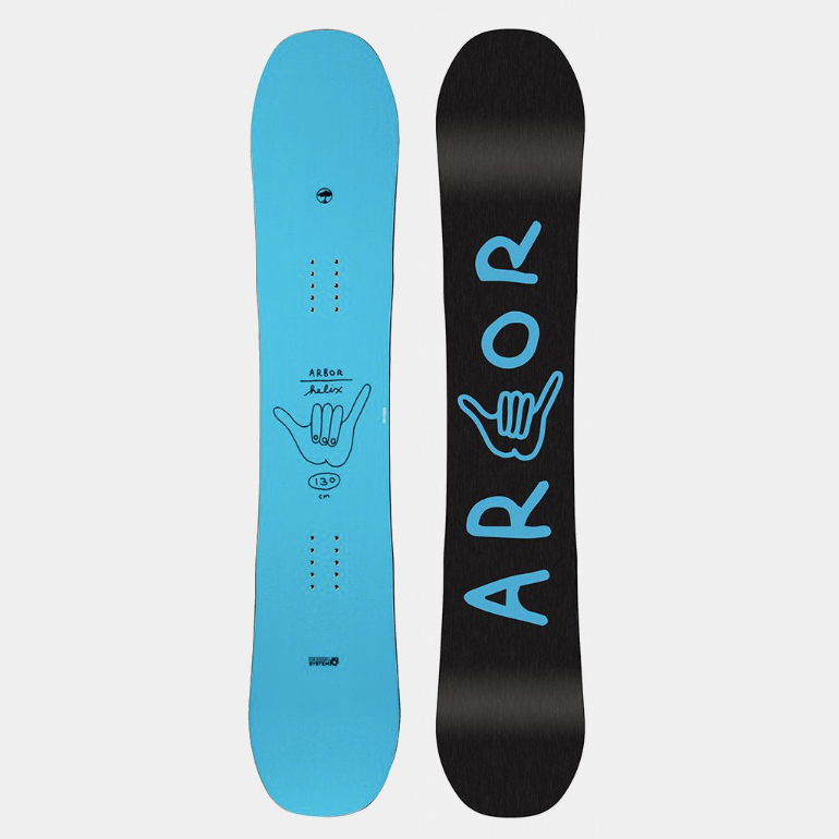 Arbor Helix Youth Snowboard
