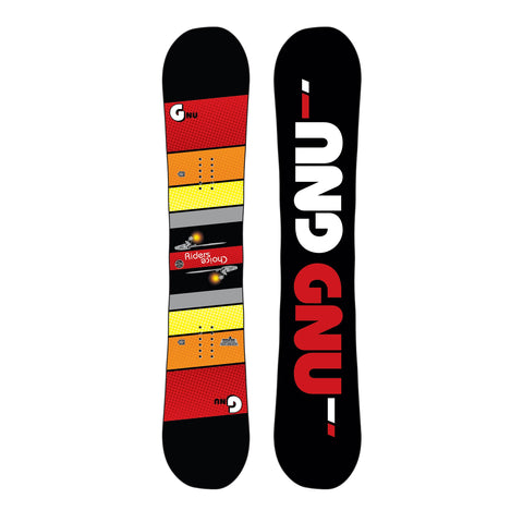Gnu Asym Riders Choice Snowboard