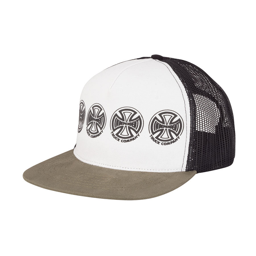 Independent Veer Mesh Back Hat