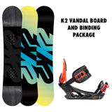 K2 Vandal Youth Snowboard