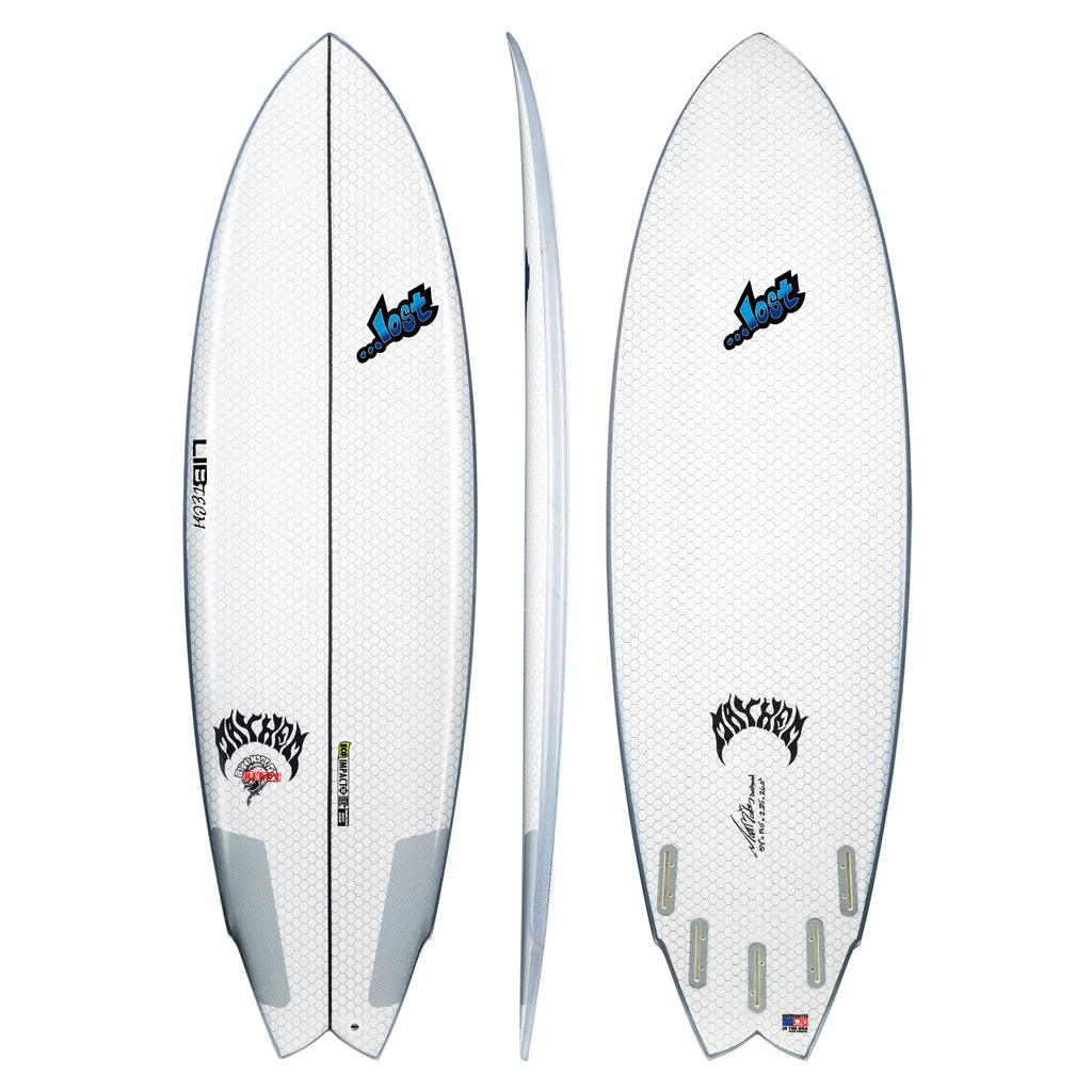 2019 Lib Tech X Lost Round Nose Fish (RNF) Redux Surfboard