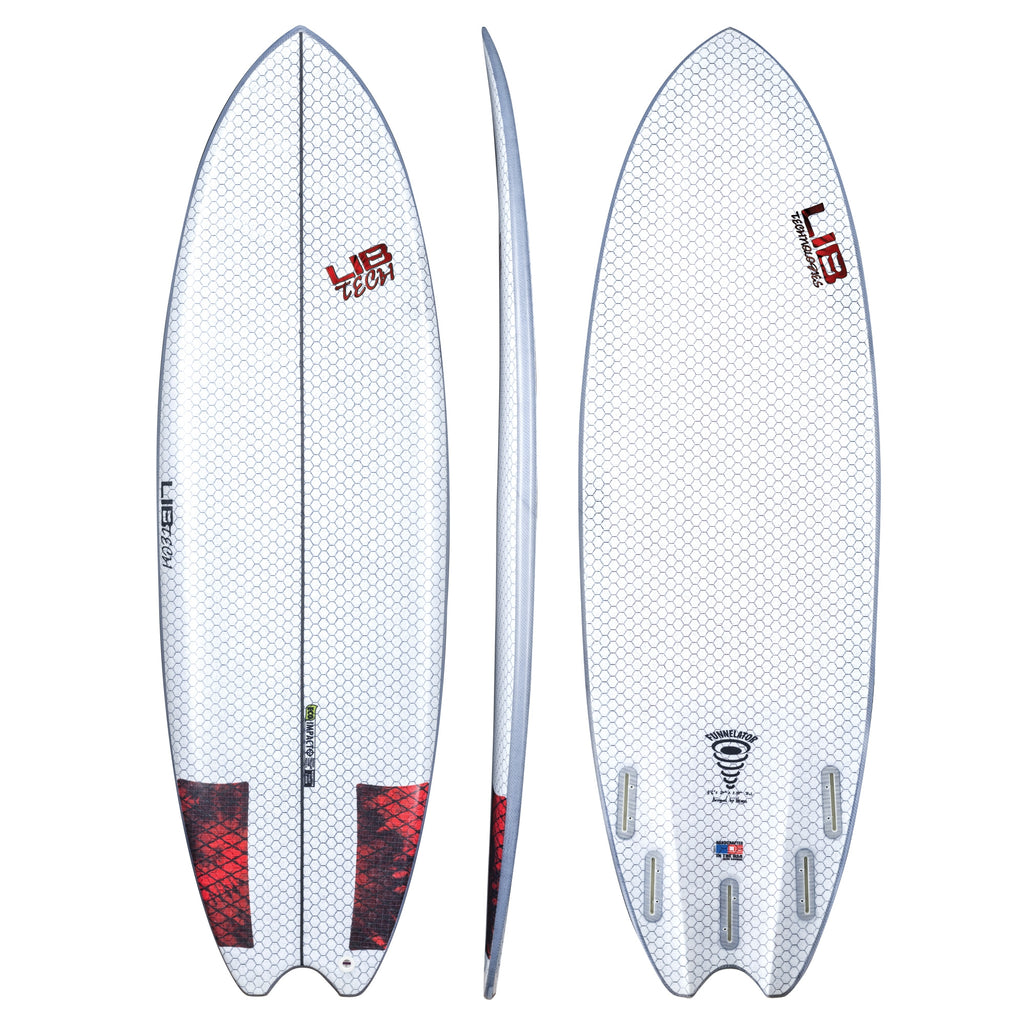 2019 Lib Tech Funnelator Surfboard