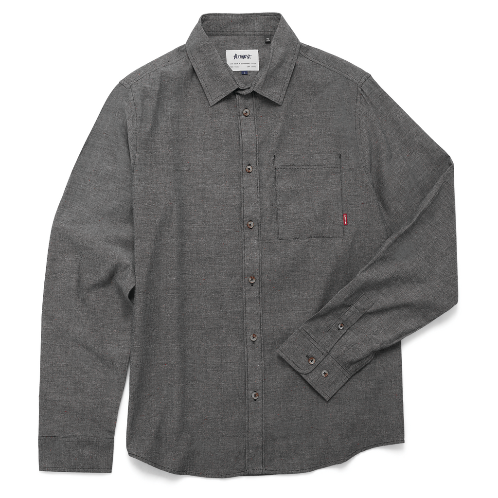 Altamont Alass Long Sleeve Woven