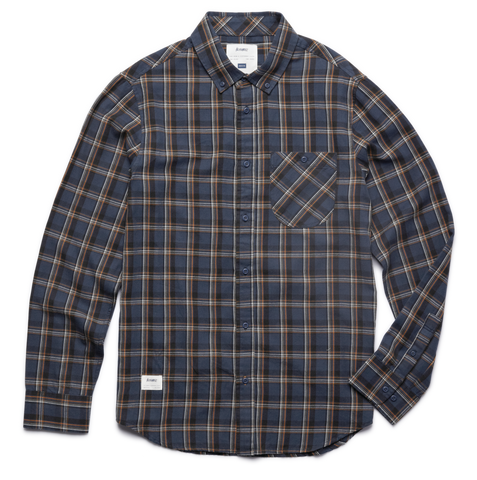 Altamont Willy Pete Long Sleeve Flannel