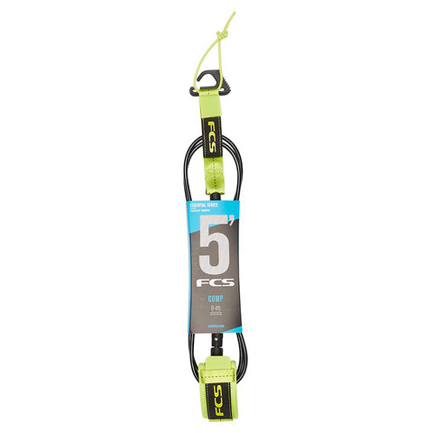 FCS Comp Surf Leash