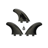 FCS M5 Soft Flex Tri Fin Set