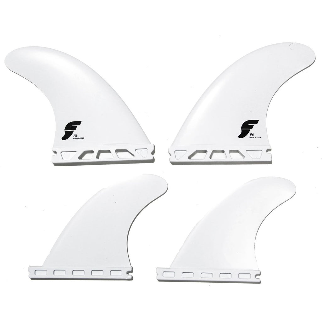 Futures MFG Quad Fin Set (F-6)