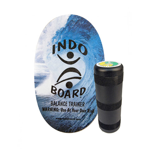 Indo Board Balance Trainer Kit (Wave Graphic)