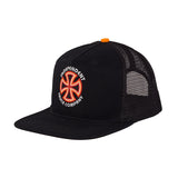 Independent Bauhaus Cross Snapback Hat