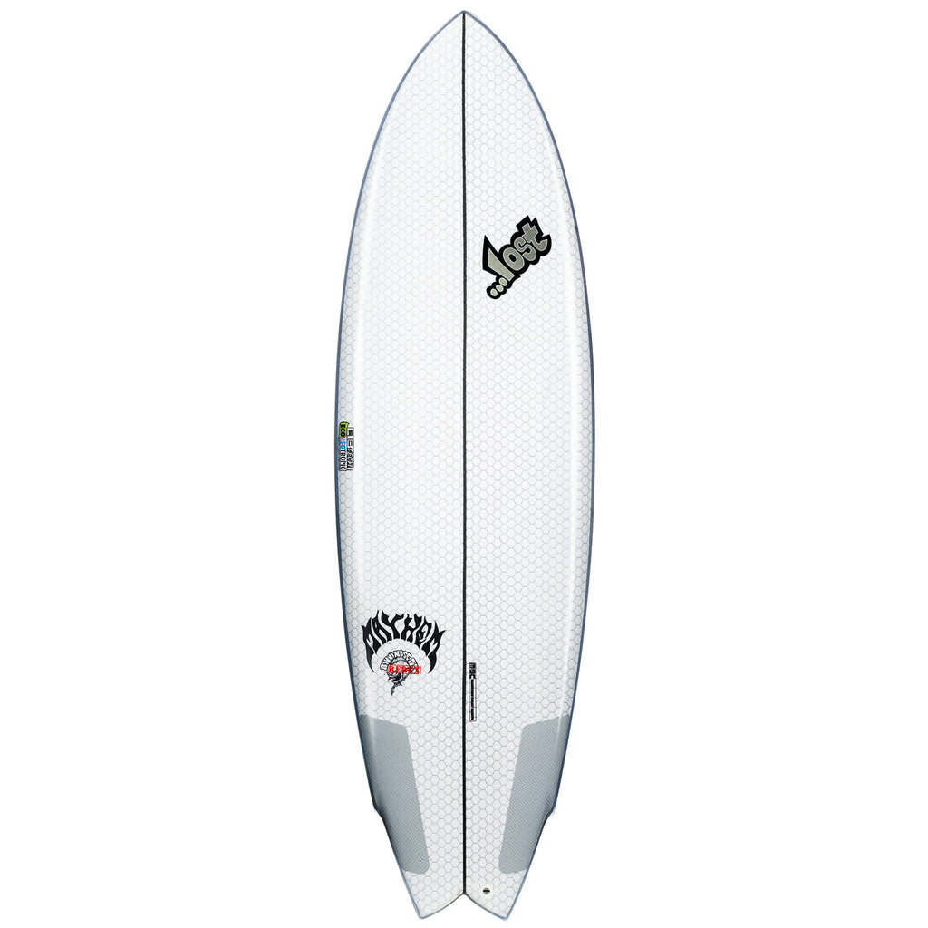 Lib Tech X Lost Round Nose Fish (RNF) Redux Surfboard