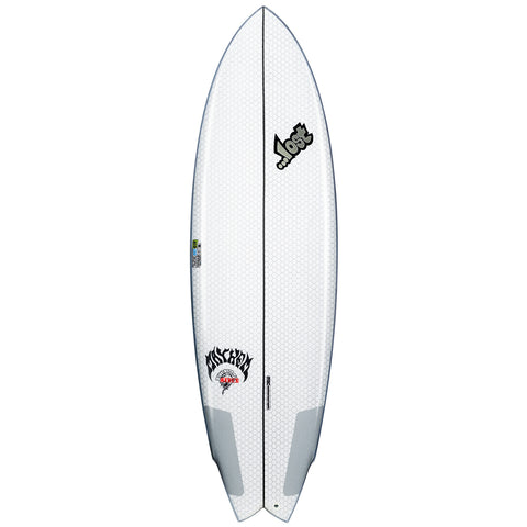 Lib Tech X Lost Round Nose Fish (RNF) Redux Surfboard (B Grade)