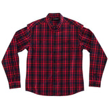 RDS L/S Lumber Flannel Button Up Shirt
