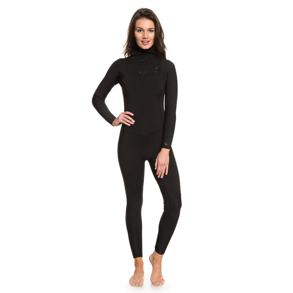 eb6de430df Roxy Syncro 5/4/3 Hooded Chest Zip Wetsuit – Surf Side