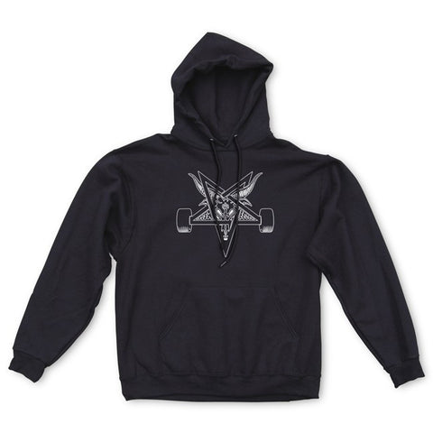 Thrasher Blackout Hoodie