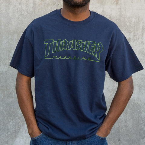 Thrasher Circuit Goat T-Shirt