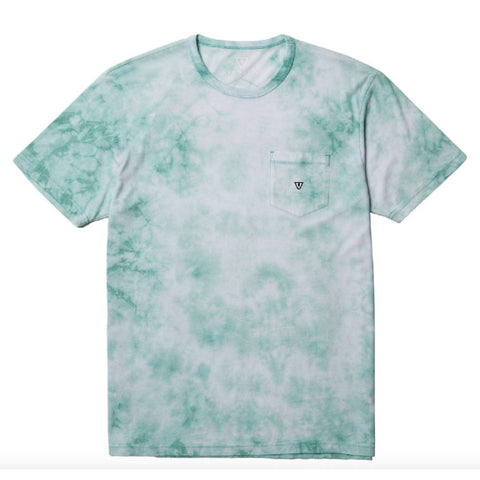 Vissla Calipher Embroidered Tee