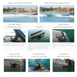 Wakesurf Edge Pro Shaper Surf Wedge