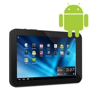 Tablette sous Android