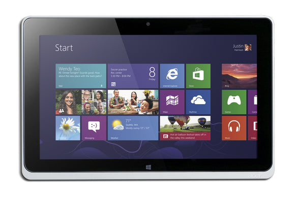 Tablettes Sous Windows 8
