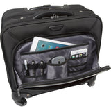 "Targus Mobile ViP Travel/Luggage Case (Roller) for 16"" Notebook - Black"