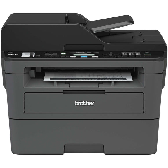 Brother MFC-L2730DW Laser Multifunction Printer - Monochrome - Plain Paper Print - Desktop