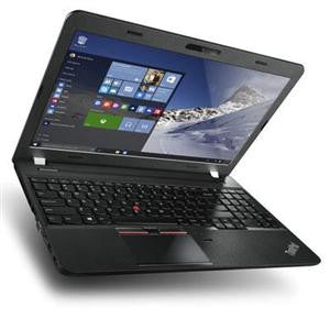 "Lenovo ThinkPad E560 20EV002JCA 15.6"" (In-plane Switching (IPS) Technology) Notebook - Intel Core i7 i7-6500U Dual-core (2 Core) 2.50 GHz - Graphite Black"