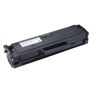Dell 1,500 Page Black Toner Cartridge for Dell B1160/ B1160w/ B1163w/ B1165nfw Laser Printer