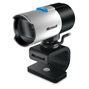 Microsoft LifeCam 5WH-00002 Webcam - USB 2.0 Microsoft LIfeCam Studio for Business Win USB Port NSC Euro/APAC 1 License For Business 50/60Hz. Ships in a brown corrugated box as a single unit and is not intended for retail shelf display. Model # Q2F00001 i